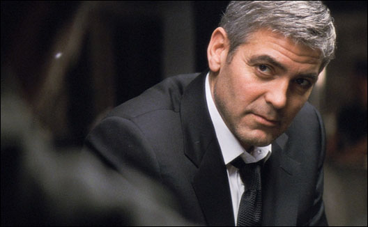 George Clooney not only has the appeal, the ability, the record of ...