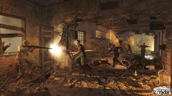 Zombie invasion!