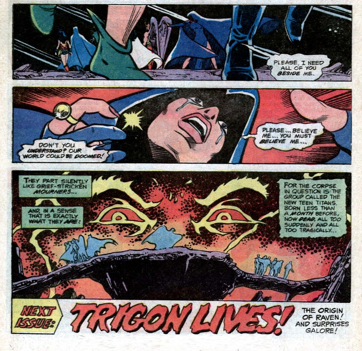 Tales From The Longbox  The New Teen Titans 4 1981