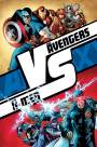 Titanic Teams Collide In The Comic Stop: AvX:VS #1