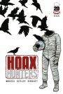 The Comic Stop Exclusive Interview: Michael Moreci, Steve Seeley and JM Ringuet on Story, Art, Cryptoids And A Comic Book Called Hoax Hunters