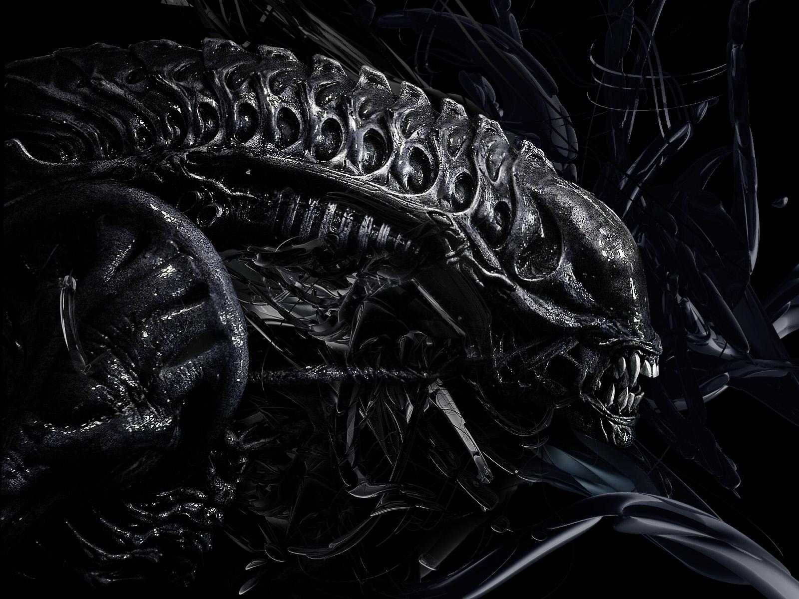 Prometheus Pre-Game – Glenn Walker Revisits Alien 3 | Biff ... H.r. Giger Tattoo