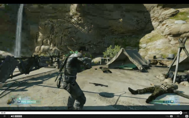 Splinter Cell: Blacklist looks awesome!