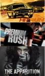 Hit and Run vs Premium Rush vs The Apparition – Biff Bam Pop's Box OfficePredictions