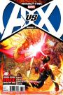 Avengers Vs. X-Men Finally Sees Fatality On The Wednesday Run – September 12, 2012