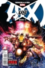 Avengers Vs. X-Men #12 Is The Way To Go On The Wednesday Run – October 3,2012