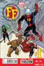 With FF #1 Your Fantastic Future Has Finally Arrived On The Wednesday Run – November 28, 2012