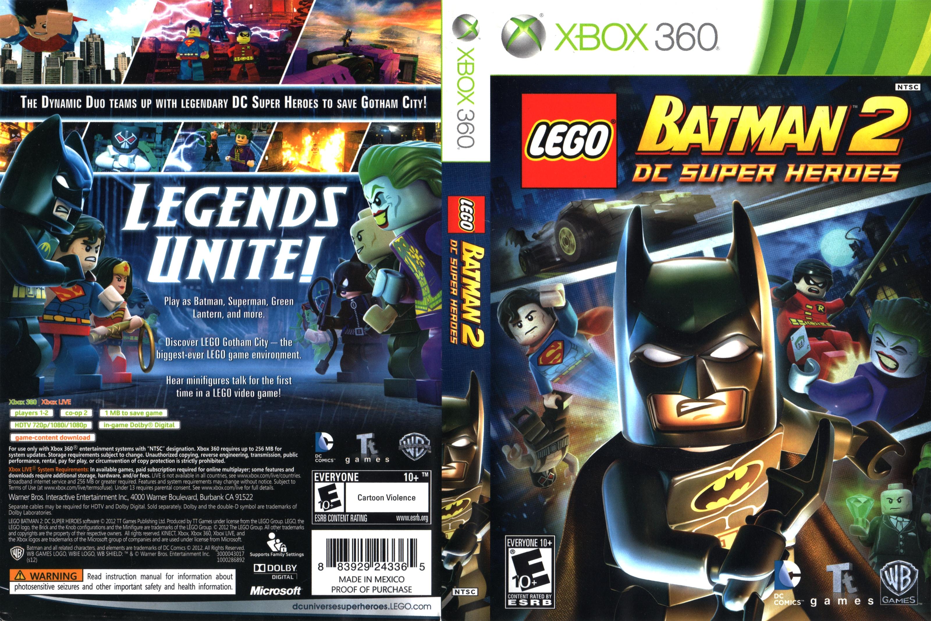 Lego Batman2 Biff Bam Pop