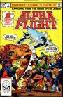 Tales from the Longbox – Alpha Flight #1 (1982)