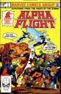 Tales from the Longbox – Alpha Flight #1(1982)