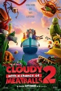 Cloudy With A Chance Of Meatballs 2 Wins – Biff Bam Pop's Weekend Box Office Wrap-Up Report