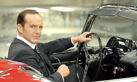 Marvel's Agents of SHIELD: Clark Gregg as Agent Phil Coulson.
