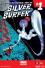 Hang Ten With Silver Surfer #1 On The Wednesday Run–March 26, 2014