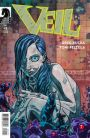 See What Or Who Is Behind The Veil #1 On The Wednesday Run–March 5, 2014