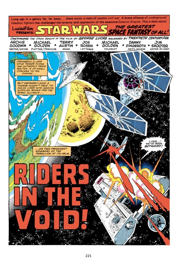 1980 - Michael Golden Star Wars 38p1