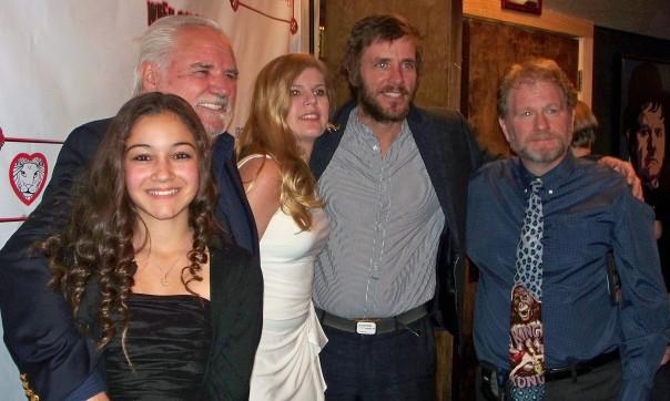 Alex, Bob Cleary, Kaylin, Jason and Chris
