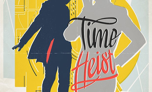 Doctor Who S08 E05: Time Heist