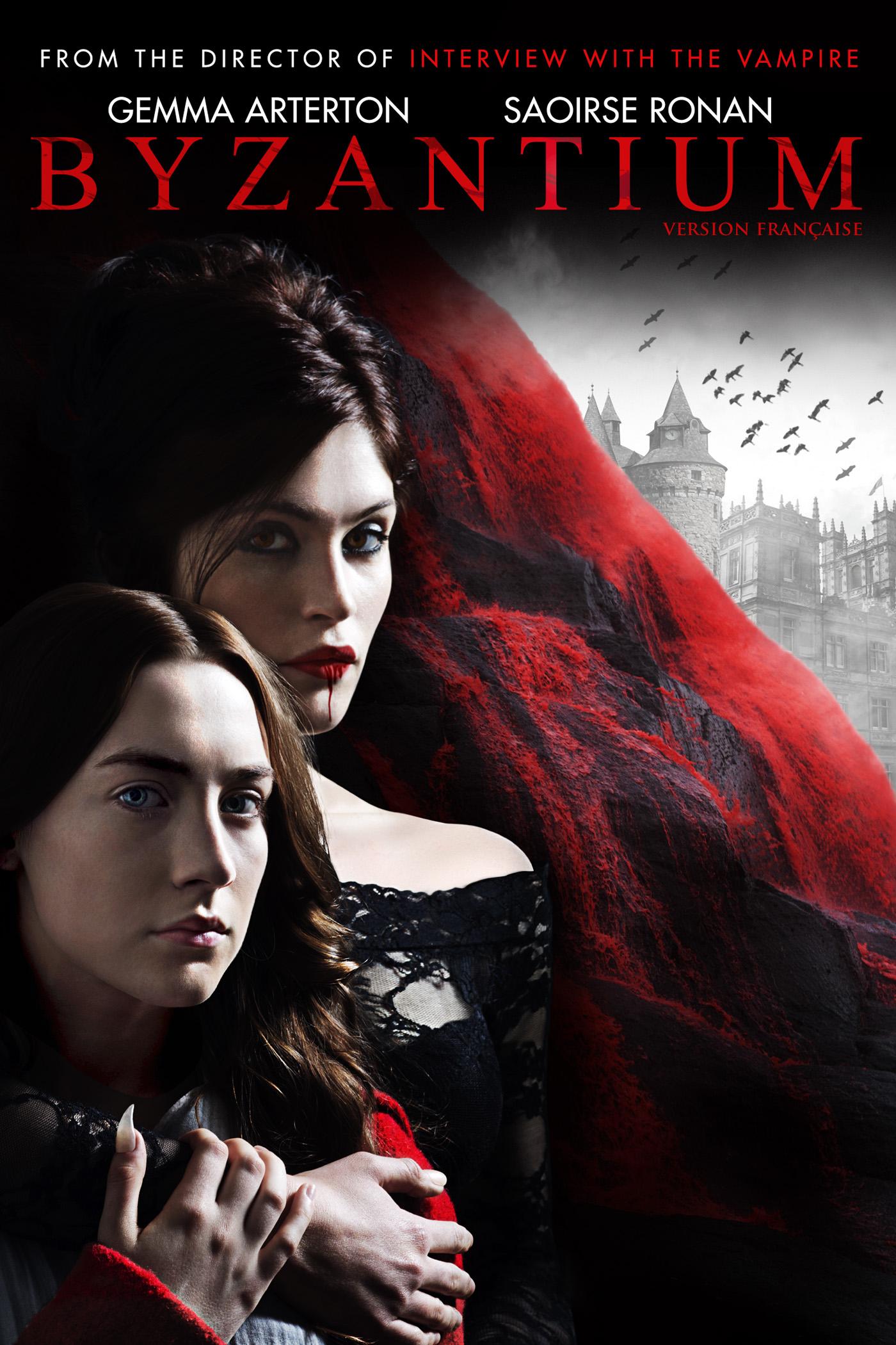 Byzantium Movie Poster 1 of 5  IMP Awards