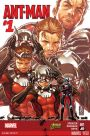 Small Hero But Giant Debut With Ant-Man #1 On The Wednesday Run