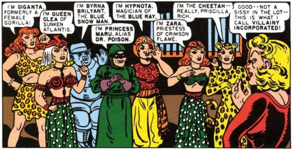 Queen Clea, la perversion de la philosophie de William Moulton Marston. Ww7