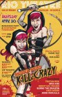P**syapocalypse: The Twisted Twins' Kickstarter Burlesque Party and Fundraiser inVancouver