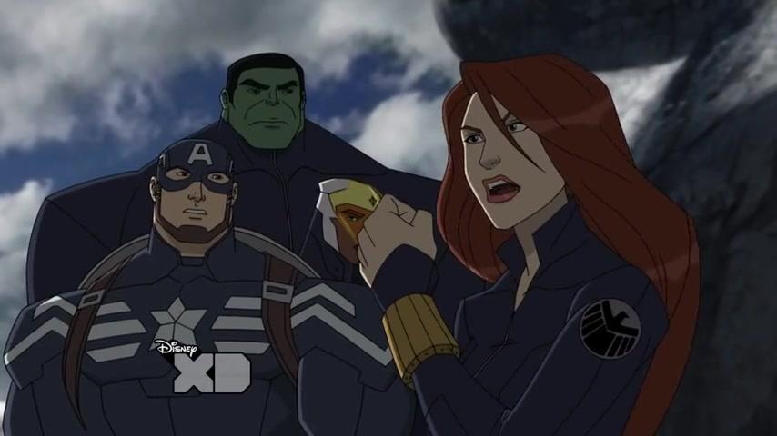 Avengers Assemble S02 E18 Secret Avengers Biff Bam Pop