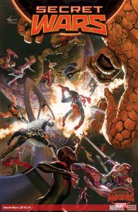 Secret Wars 1 cover
