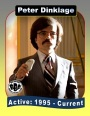 Actor Trading Cards: Peter Dinklage