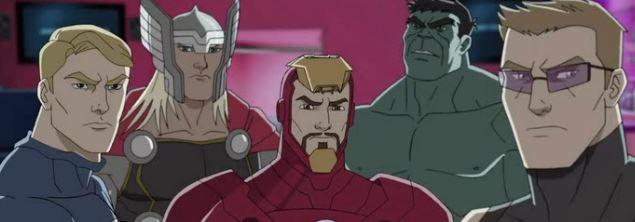 Avengers Assemble S01 E02 The Avengers Protocol Part 2