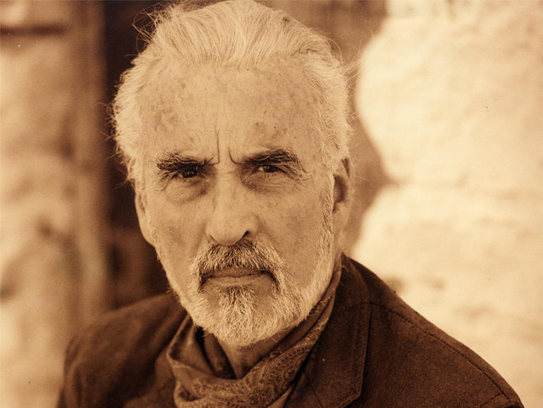 christopher lee speaks russian
