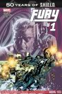 Feel & Celebrate The FURY: S.H.I.E.L.D. 50th Anniversary #1 On The WednesdayRun
