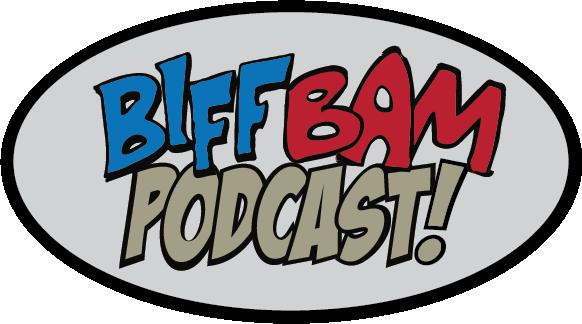 Biff Bam Podcast Logo