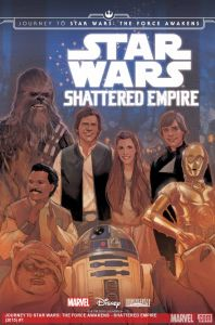 SW Shattered Empire 1 cover