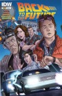 We're Finally Outatime With BACK TO THE FUTURE #1 On The Wednesday Run