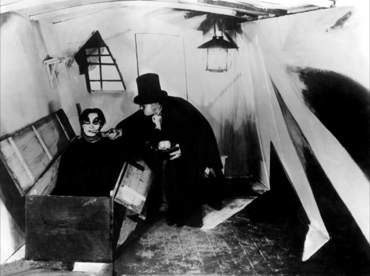 31 Days of Horror 2015: The Cabinet of Dr. Caligari | Biff Bam Pop!