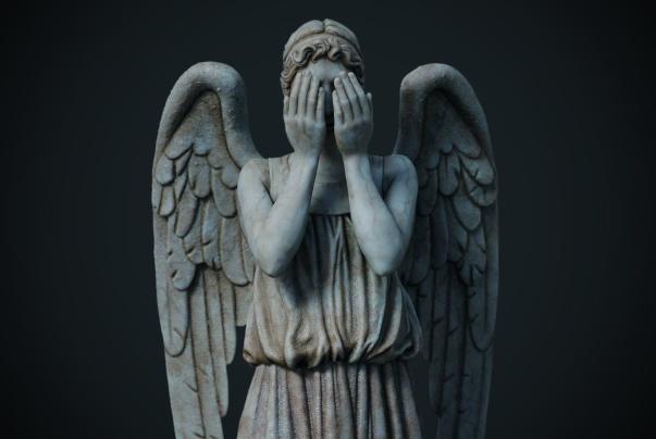 Weeping Angel 1