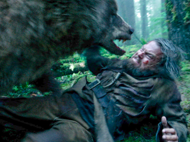 Leo and bear