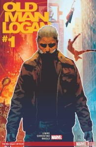 Old Man Logan 1 cover