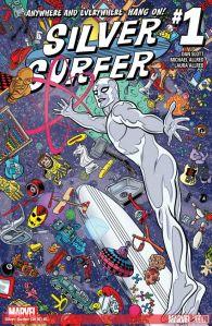 Silver Surver #1 cover