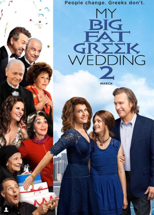 My Big Fat Greek Wedding 2 Online