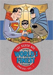 Worlds Finest Silver Age Omnibus Vol 1