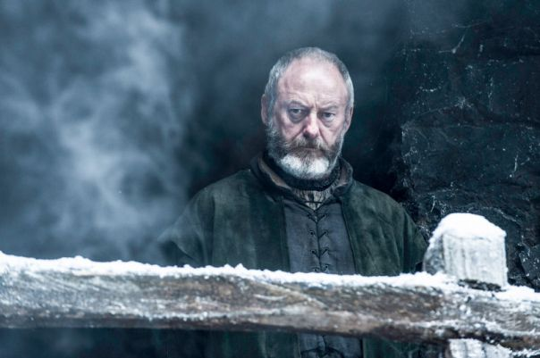 ..he is coming back, right Davos?