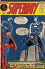 Batlad v. Superboy: The Silver Age Dawn of Justice