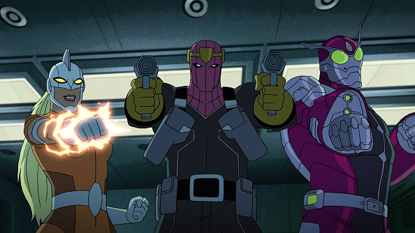 Avengers Ultron Revolution S03 E04 Under Siege Biff