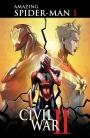 Peter Parker Heads to Battle in CIVIL WAR II: AMAZING SPIDER-MAN#1