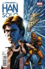 Punch It Into Hyperspace With Your New Look at STAR WARS: HAN SOLO #1!