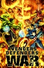 Countdown to Civil War: Avengers vs. Defenders