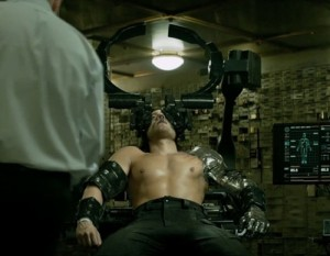 Winter Soldier tortured