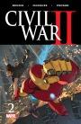 Glenn Walker Reviews Civil War II#2