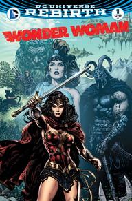 Wonder Woman #1